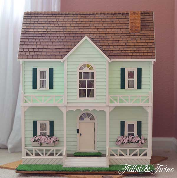 Take A Tour Of My Dollhouse