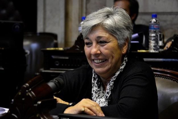 Mónica Contrera (FPV, Chubut)