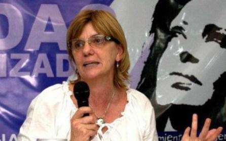 Adela Segarra (FPV, Buenos Aires)