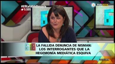 Ana Gaillard (FPV, Entre Ríos)