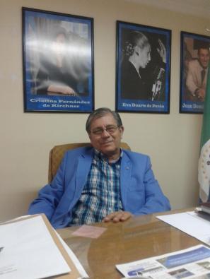Gustavo Martínez Campos (FPV, Chaco)