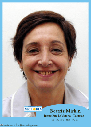 Beatriz Mirkin