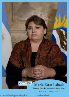 María Ester Labado