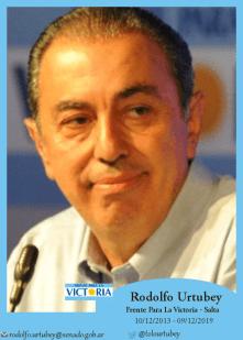 Rodolfo Urtubey