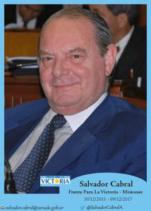 Salvador Cabral