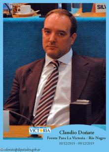 Claudio Doñate