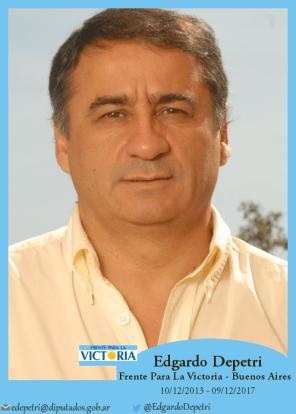 Edgardo Depetri