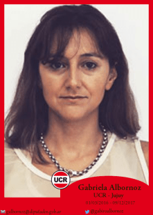 Gabriela Albornoz