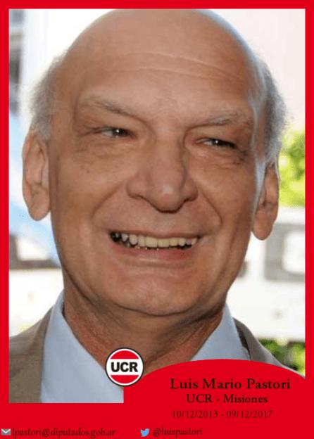 Luis Mario Pastori