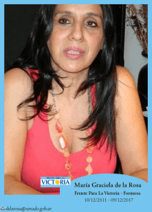María Graciela de la Rosa