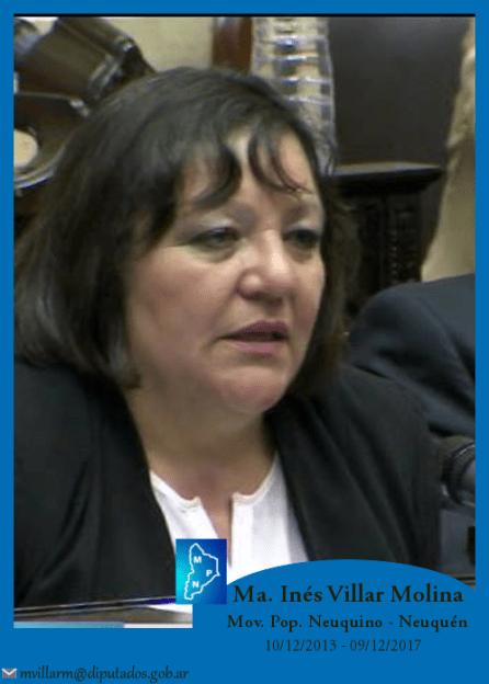 María Inés Villar Molina