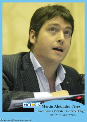 Martín Alejandro Pérez