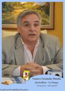 Gustavo Fernández Mendía-2016
