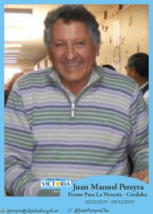 Juan Manuel Pereyra