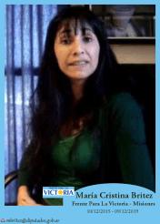 María Cristina Britez