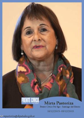 Mirta Pastoriza