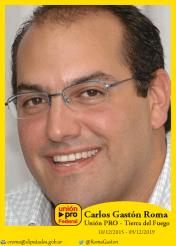 Carlos Gastón Roma