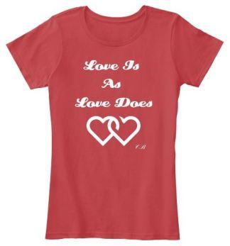 Love is W Teespring
