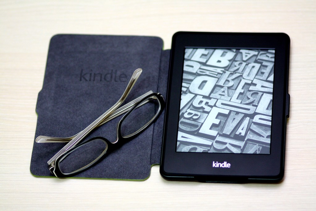 e-reader for reading gift idea