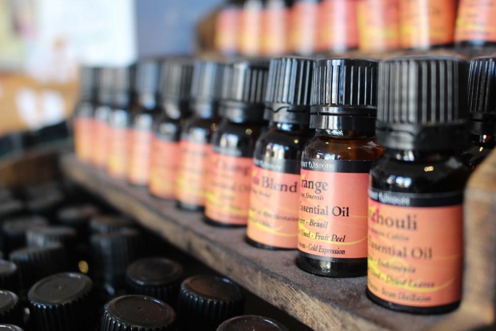 essential oil photo