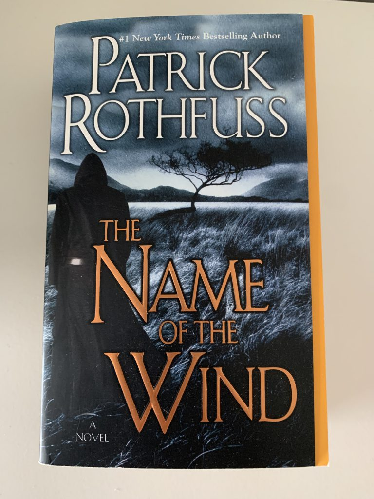 Photo of novel The Name of the Wind