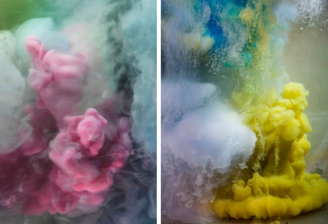 abstracts by Kim Keever | tide & bloom