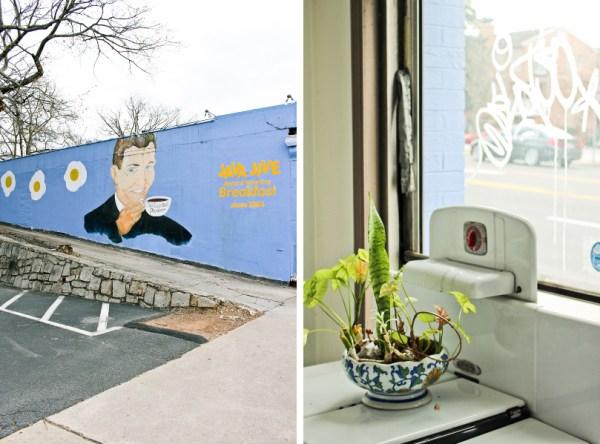 Java Jive, Atlanta / tide & bloom