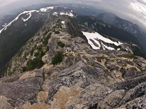 Needle Peak GoPro