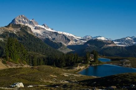 Garibaldi & Elfin lake