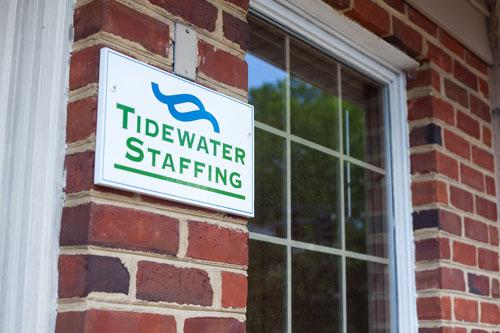 Tidewater Staffing Temp Agency Suffolk, VA