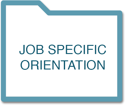 Temp Agency Job Specific Orientation