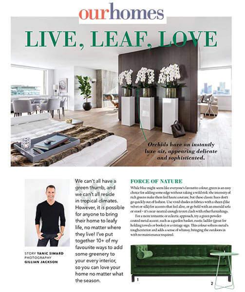 Our Homes - Design Ideas Live Leaf Love