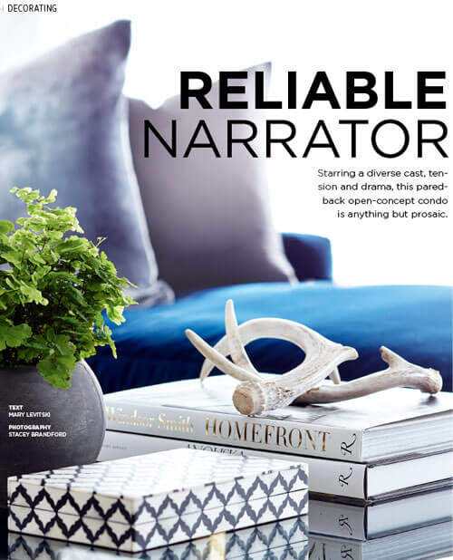 Style At Home, Reliable Narrator - July 2016
