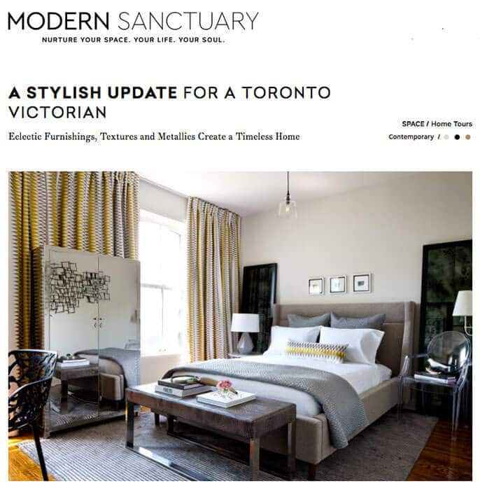 A Stylish Update For A Toronto Victorian