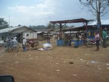 Village market place