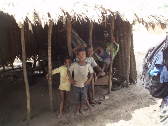 Children in Marshall