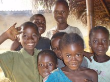 Posing for Camera (Arthington, Liberia)