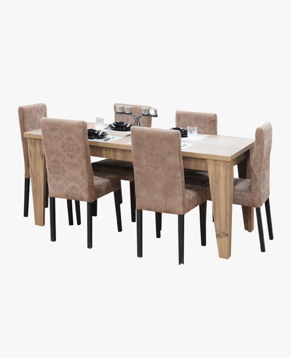table salle a manger avec 6 chaises tsm kilim