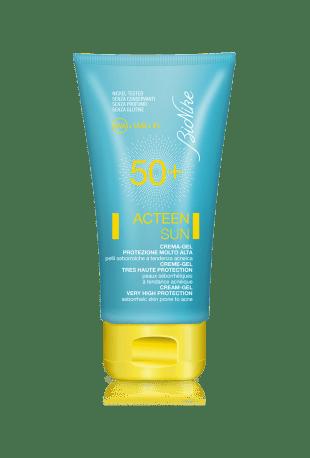 ACTEEN SUN - Gel-crème 50+