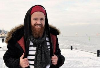 Christer Lundberg önskar att han skrivit Röde Orm. Bild: Maria Lofjärd