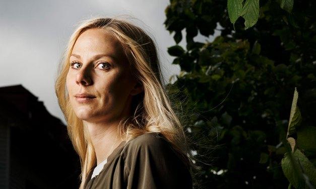 Ny redaktör på Skriva: Johanna Wiman