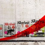 Tidningen Skriva ökar mest i Sverige