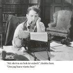 Att skriva en bok är enkelt
