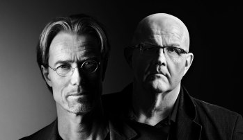 Roslund&Hellström Bild: Peter Knutson