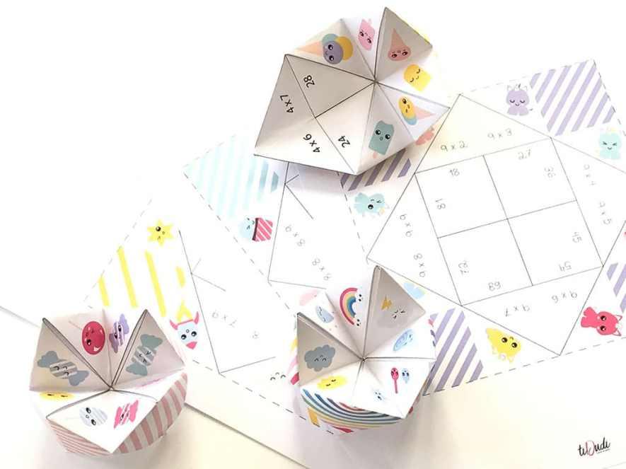 cocottes tables de multiplication tiDudi
