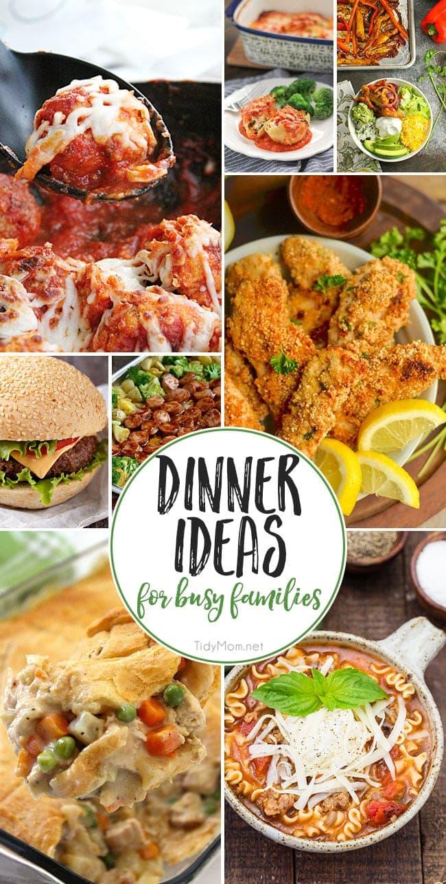 Simple Dinner Ideas 4