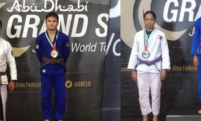 Tiebreaker Times Filipino grapplers shine in Japan Brazilian Jiu Jitsu News  eros baluyot Annie Ramirez abu dhabi grand slam