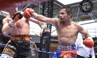 Tiebreaker Times Manny Pacquiao teases showdown with Conor McGregor in 2018 Boxing News UFC  Manny Pacquiao Conor McGregor