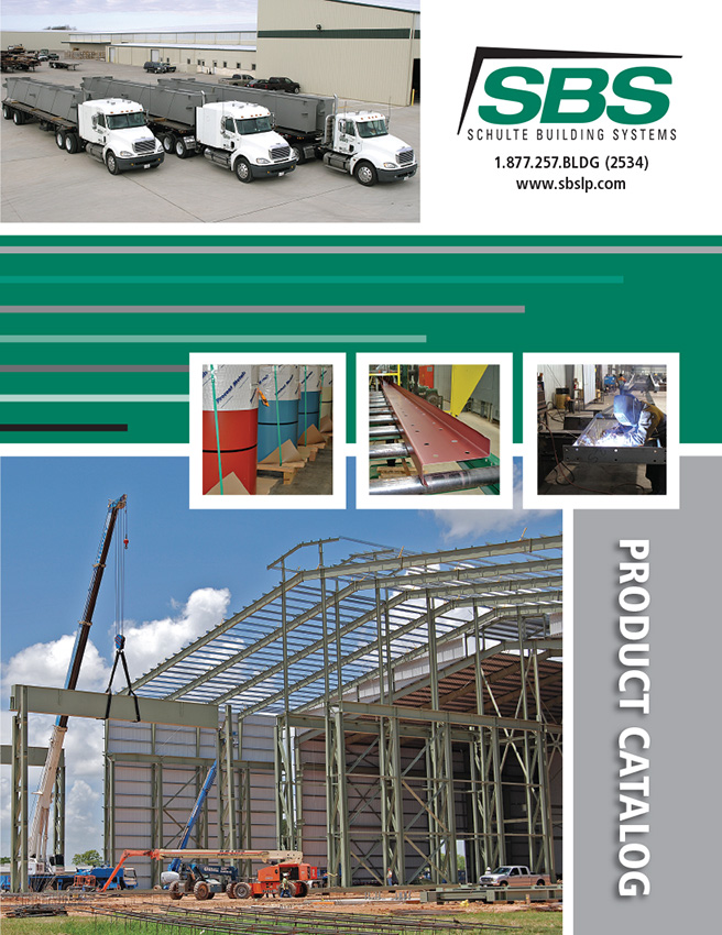 Printed product catalog for Print ad for integrated industrial marketing