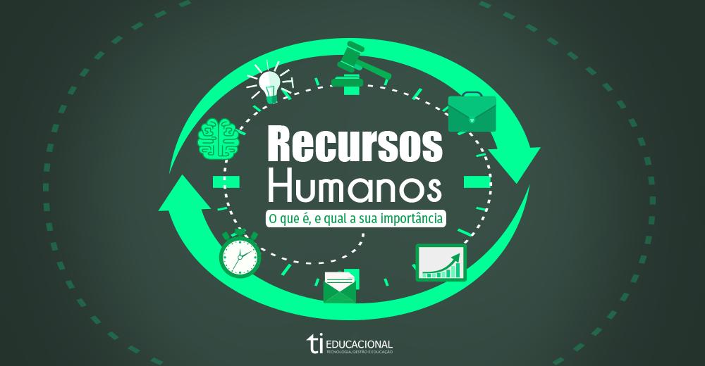 O que é recursos humanos e qual sua importância?
